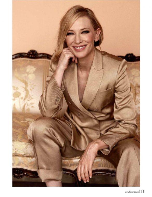 Cate Blanchett - Madame Figaro Magazine (November 2019)