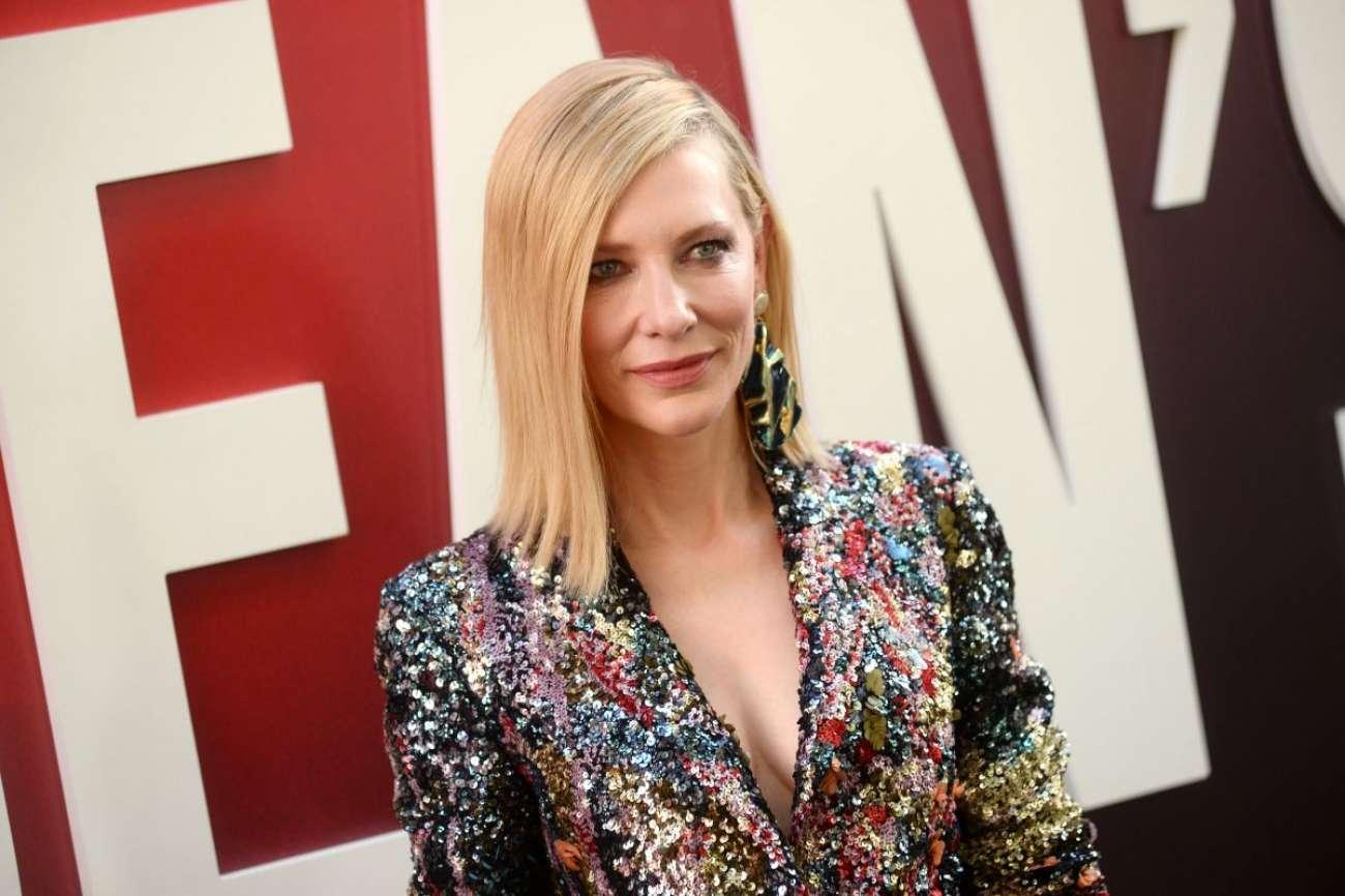 Cate Blanchett 2018 : Cate Blanchett: Ocean's 8 Premiere photocall In New York-06