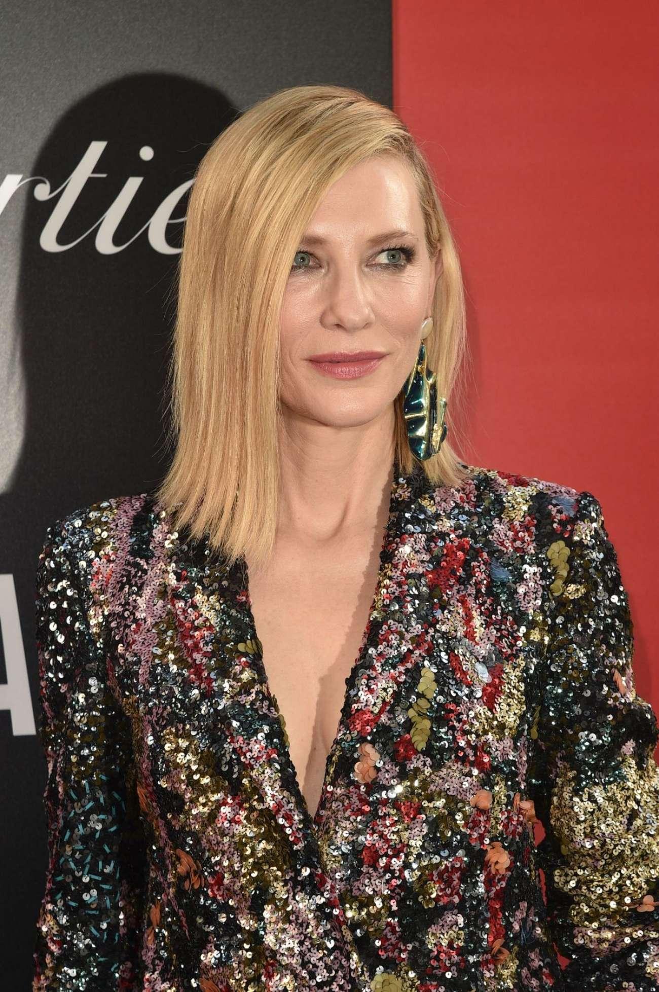 Cate Blanchett 2018 : Cate Blanchett: Ocean's 8 Premiere photocall In New York-08