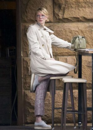Cate Blanchett Out in Sydney