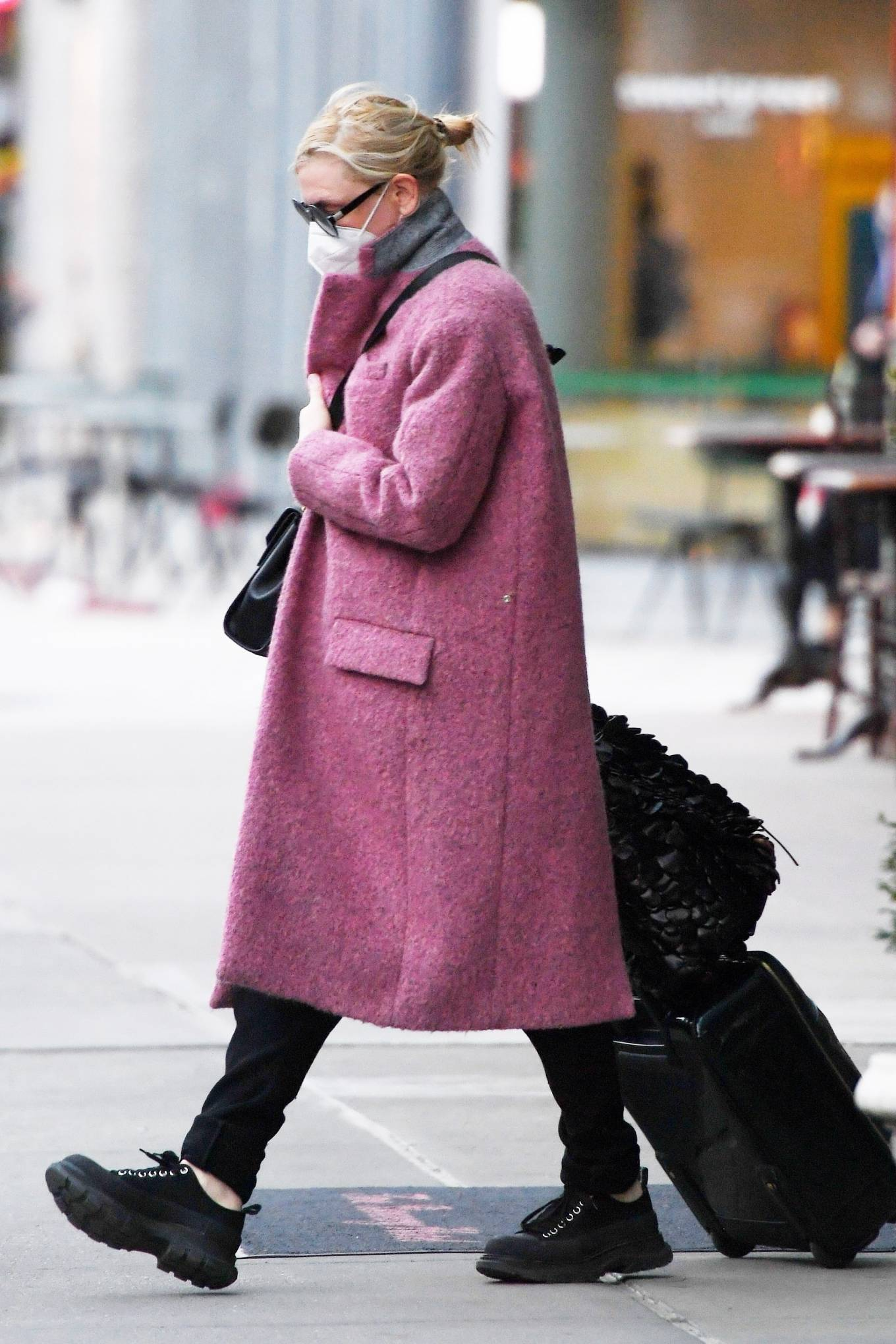 Cate Blanchett - Seen out in New York