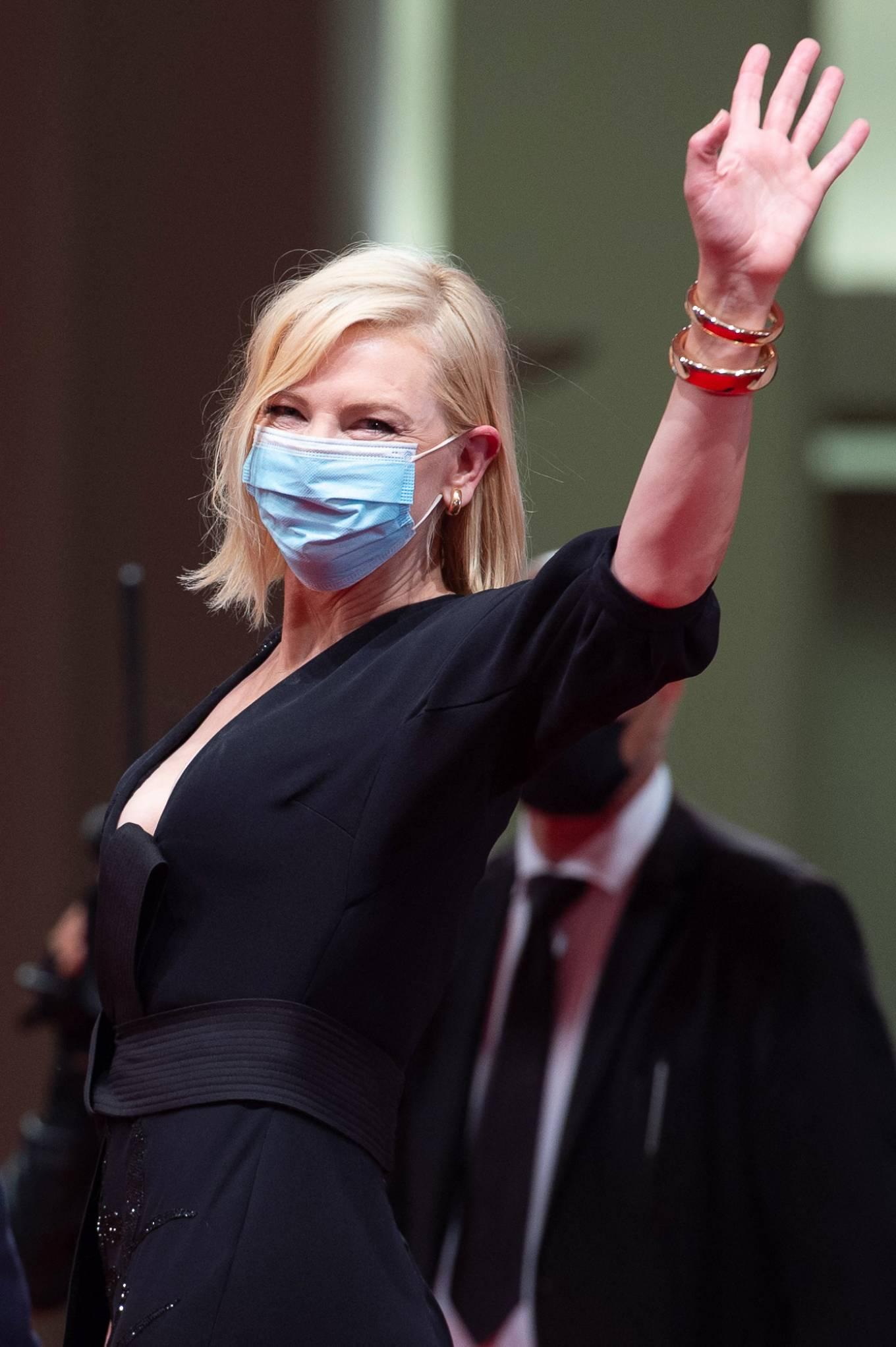 Cate Blanchett 2020 : Cate Blanchett – Spy No Tsuma (Wife of a Spy) Premiere – 2020 Venice Film Festival-02