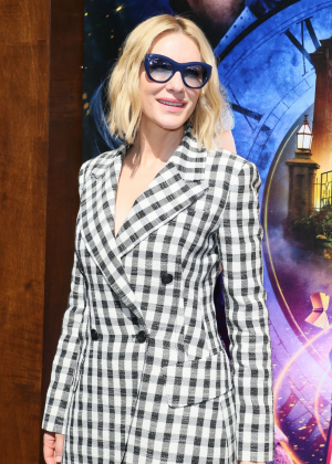 Cate Blanchett - 'The House With A Clock In Its Walls' Premiere in Hollywood