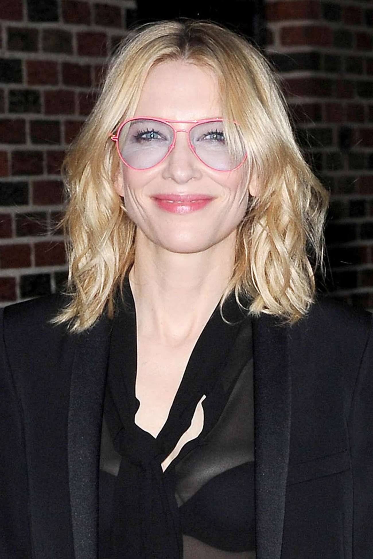 Cate Blanchett - 'The Late Show with Stephen Colbert' in NYC