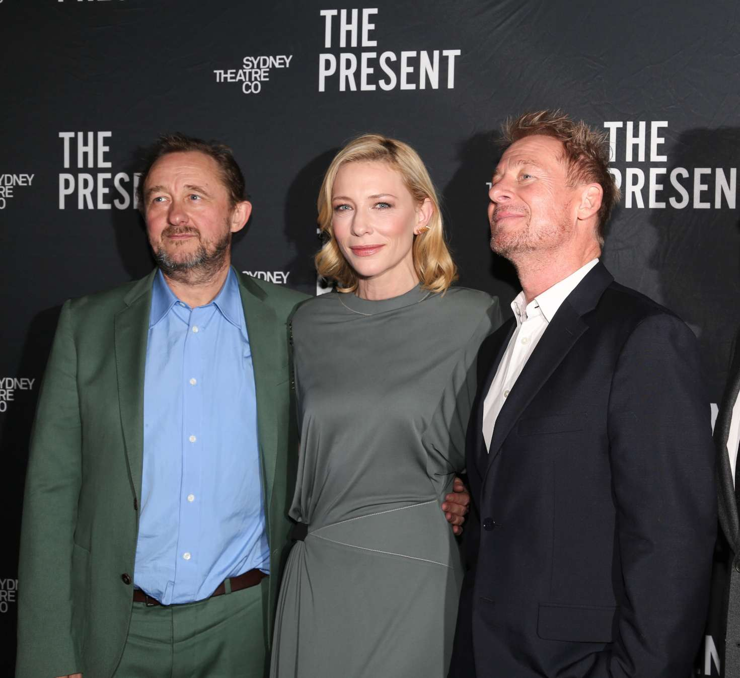 Cate Blanchett - 'The Present' Broadway play opening night party in NY