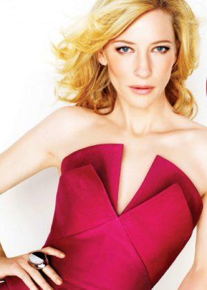Cate Blanchett - The Singapore Women's Weekly (November 2017)