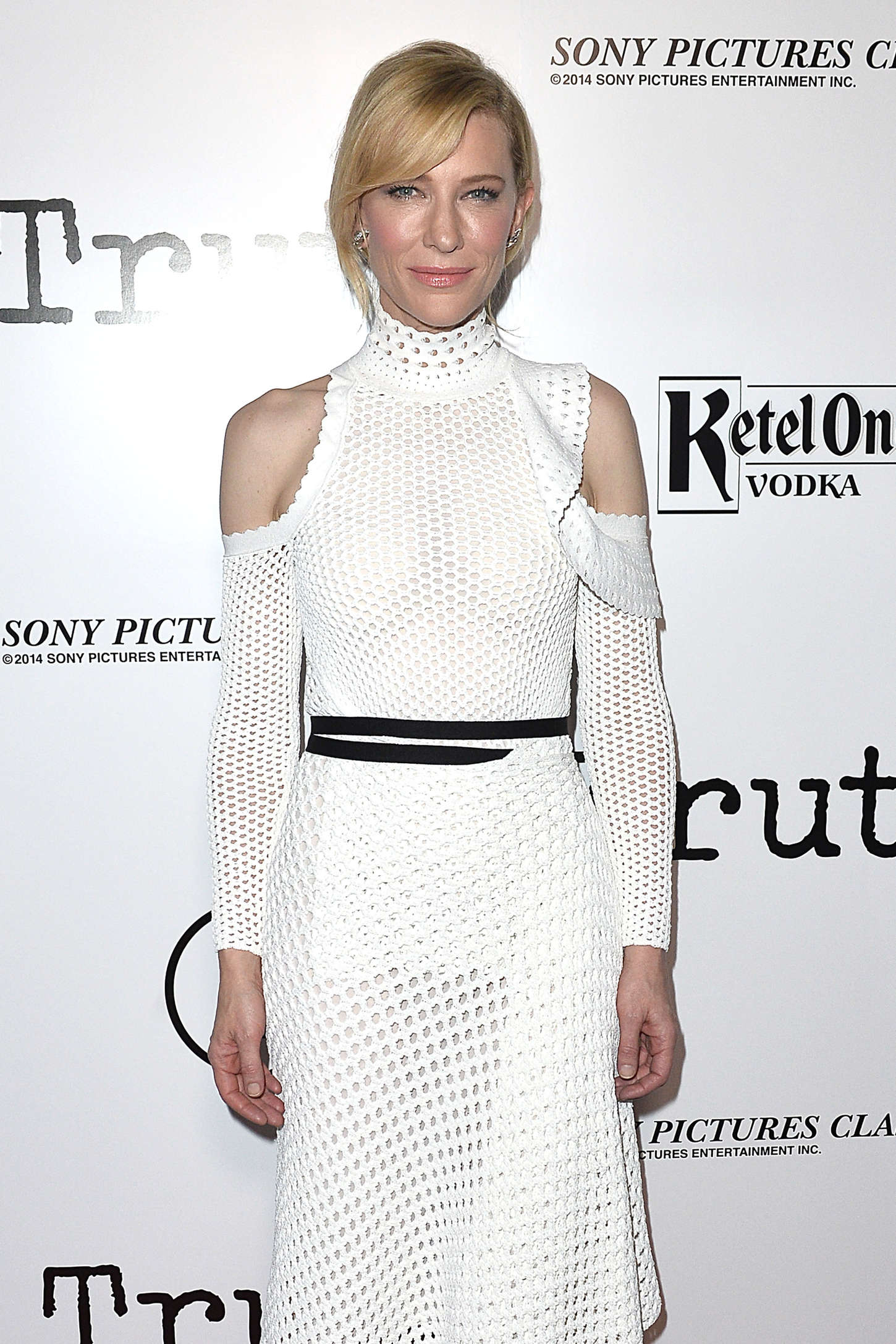 Cate Blanchett - 'Truth' Premiere in Los Angeles