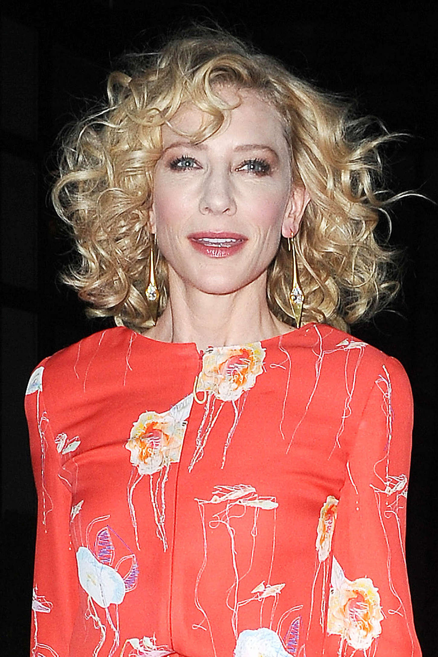 Cate Blanchett - 'Truth' Premiere in New York