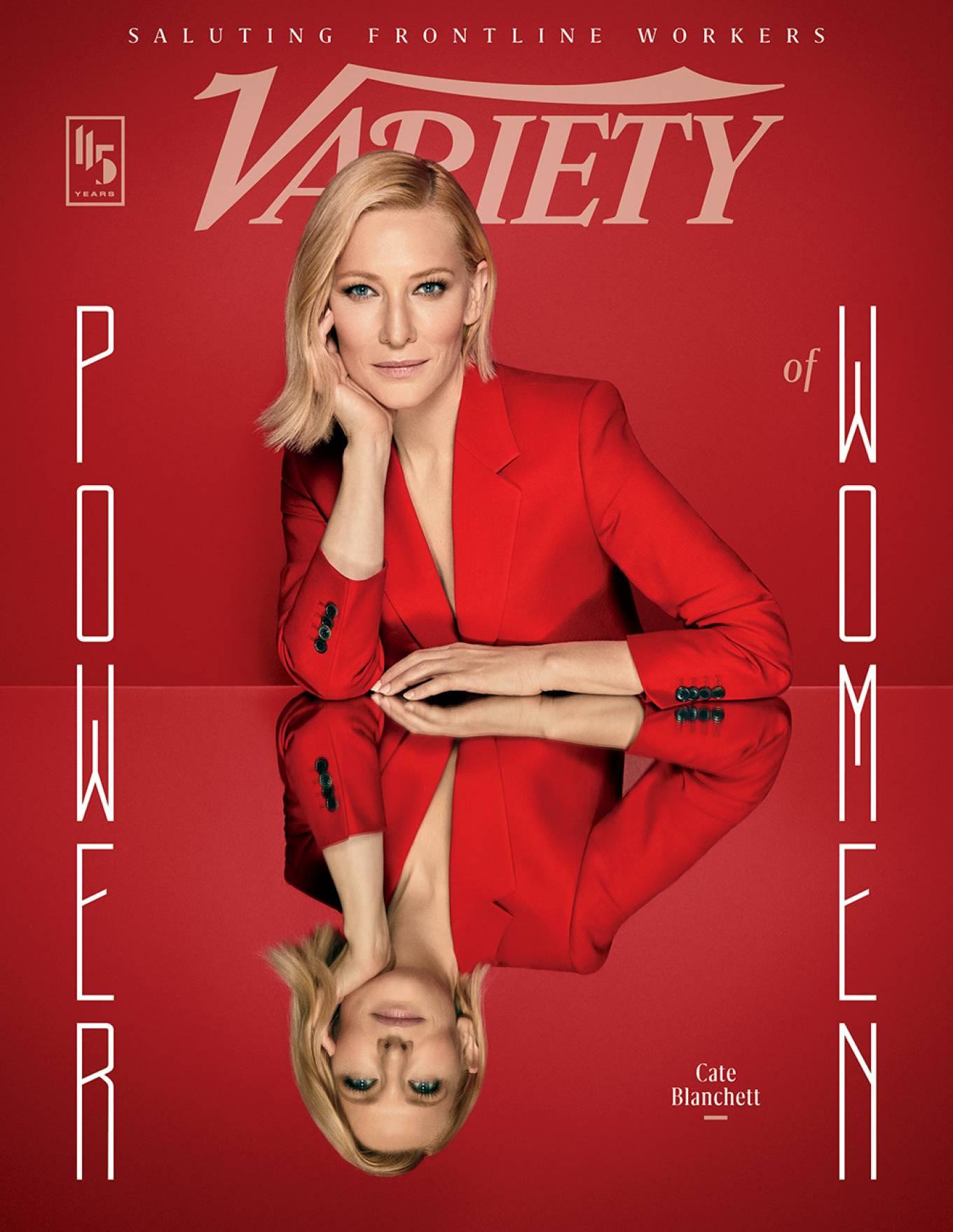 Cate Blanchett 2020 : Cate Blanchett – Variety Magazine Power of Women Issue 2020-03