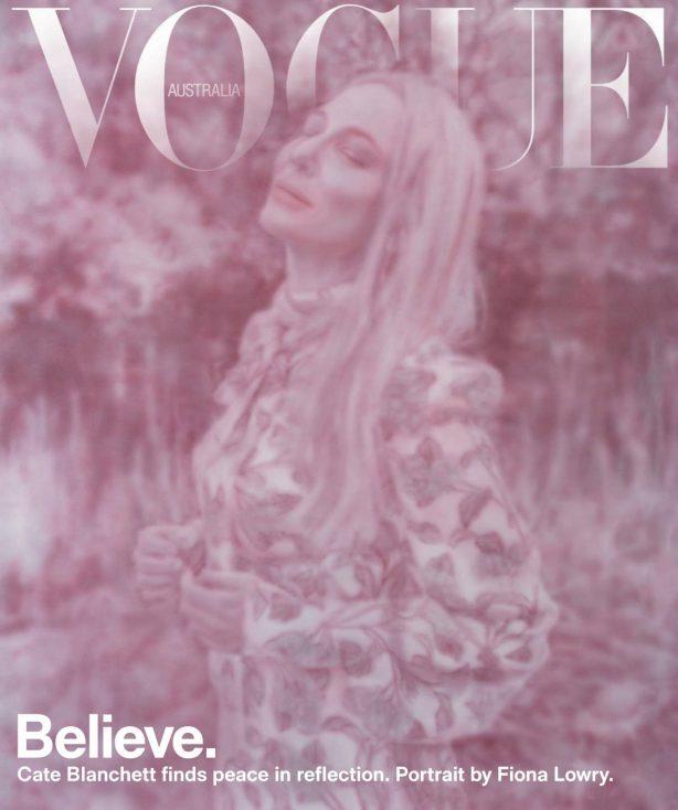 Cate Blanchett - Vogue Australia Magazine (June 2020)