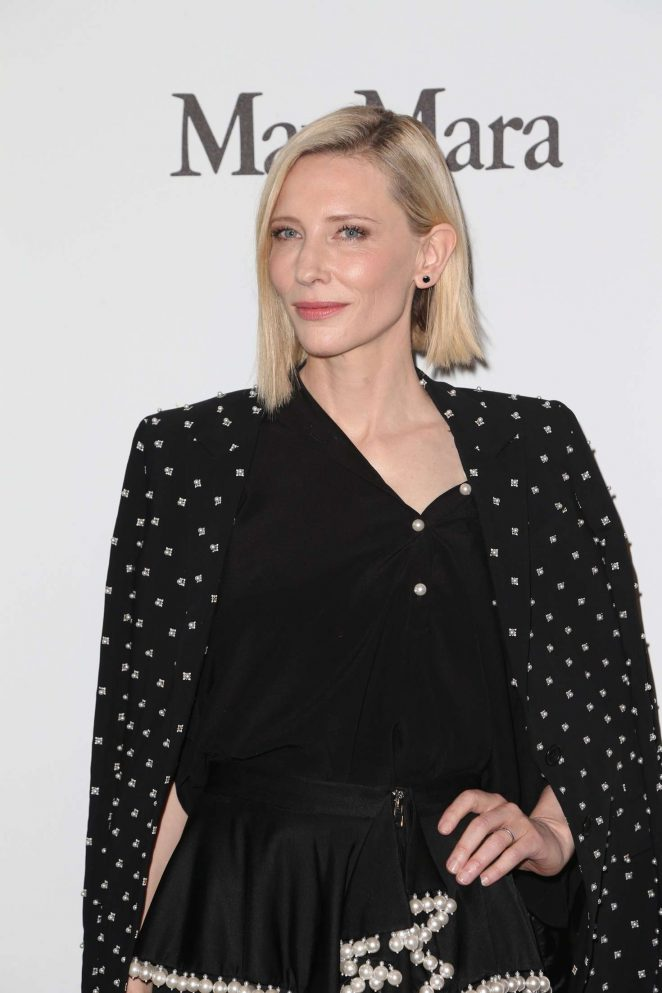 Cate Blanchett - Women in Film 2016 Crystal Lucy Awards in Los Angeles