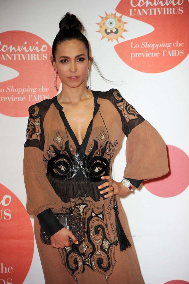 Caterina Balivo - Convivio 2018 Red Carpet in Milan