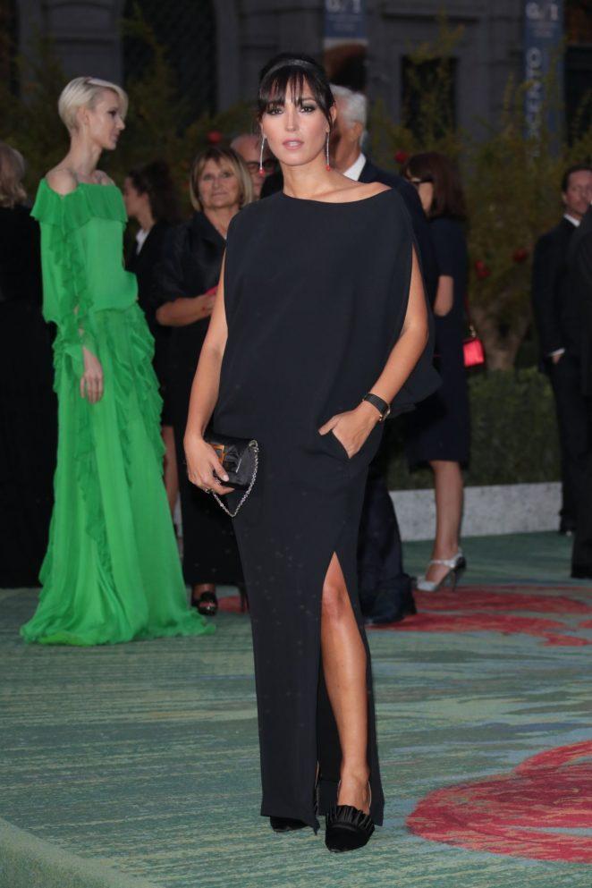 Caterina Balivo – Green Carpet 2017 Fashion Awards in Italia