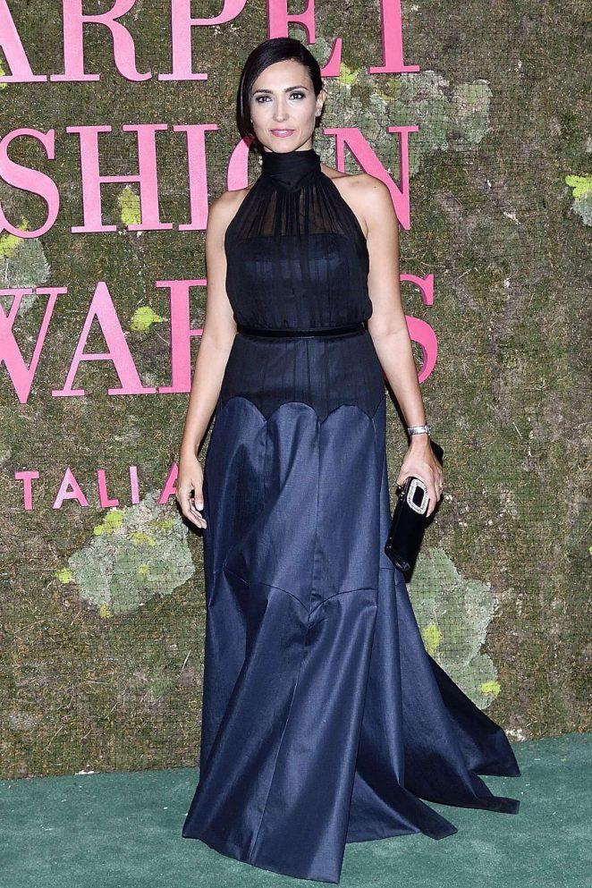 Caterina Balivo - Green Carpet Fashion Awards 2018 in Milan
