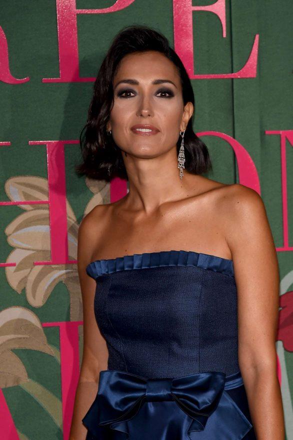 Caterina Balivo - Green Carpet Fashion Awards 2019 in Milan
