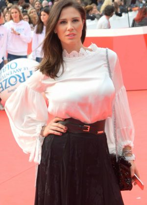 Caterina Milicchio - 'Olaf's Frozen Adventure' Premiere at 2017 Rome Film Festival