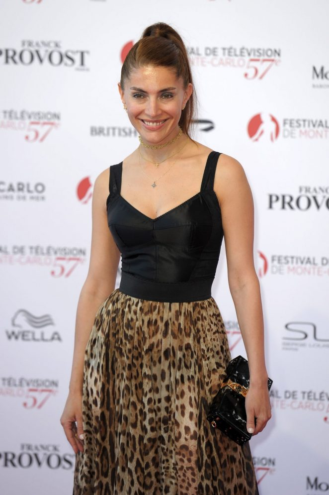 Caterina Murino - 57th Monte-Carlo Television Oopening Ceremony