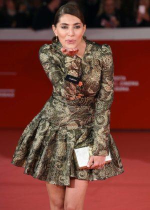 Caterina Murino - 'Cinque' Premiere at 2017 Rome Film Festival in Rome