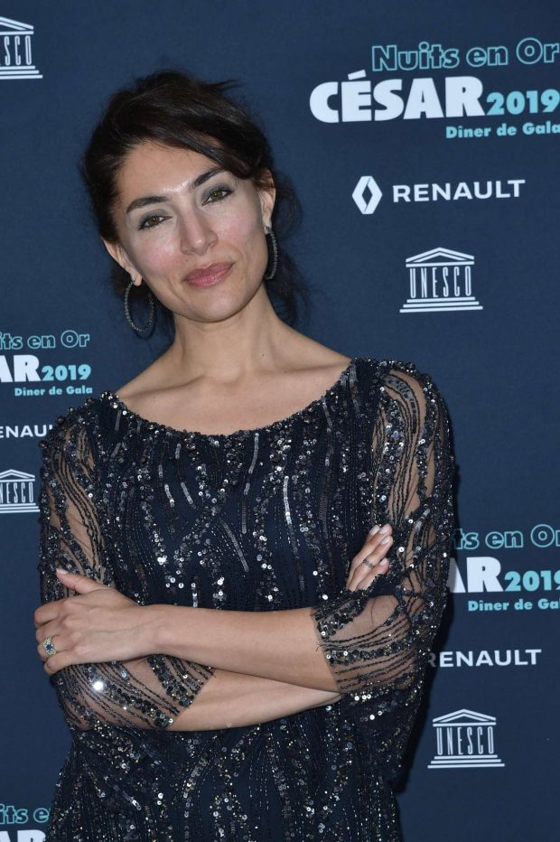 Caterina Murino - Les Nuits en Or 2019 Photocall in Paris