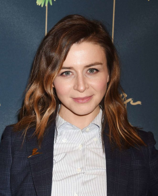 Caterina Scorsone - Brooks Brothers Holiday Celebration in Beverly Hills