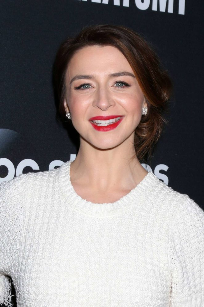 Caterina Scorsone - 'Grey's Anatomy' 300th Episode Celebration in LA