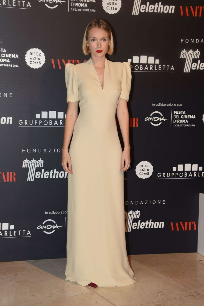Caterina Shula - Telethon Gala in Rome