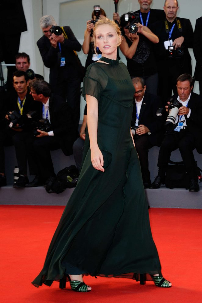 Caterina Shulha - 'Hacksaw Ridge' Premiere at 73rd Venice Film Festival in Italy