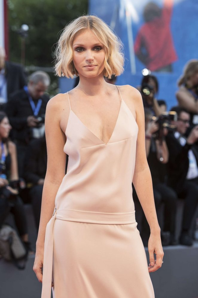 Caterina Shulha - 'The Lights Between Oceans' Premiere at 73rd Venice Film Festival in Italy