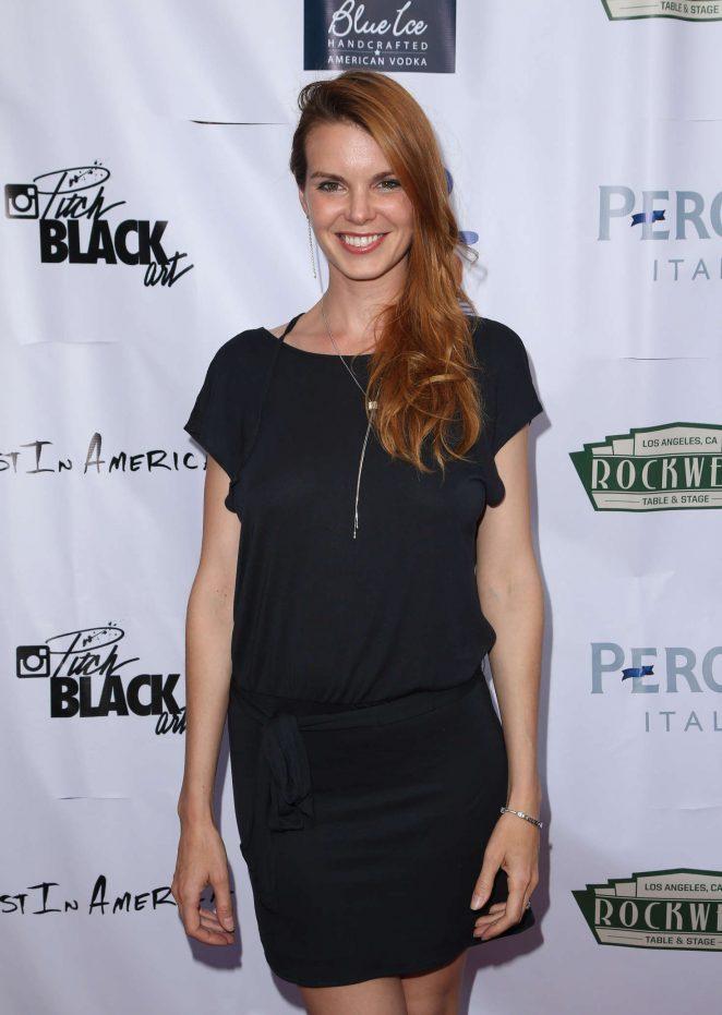 Catherine Annette - 'Lost in America' Screening in Los Angeles