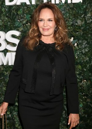 Catherine Bach - CBS Daytime #1 for 30 Years Exhibit Reception in Beverly Hills