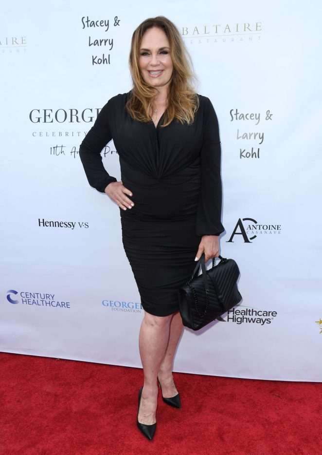 Catherine Bach – George Lopez Golf Classic Pre-Party in Brentwood