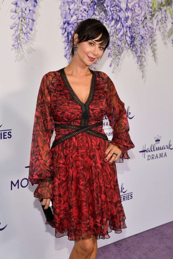 Catherine Bell – 2018 Hallmark's Evening Gala TCA Summer Press Tour in LA