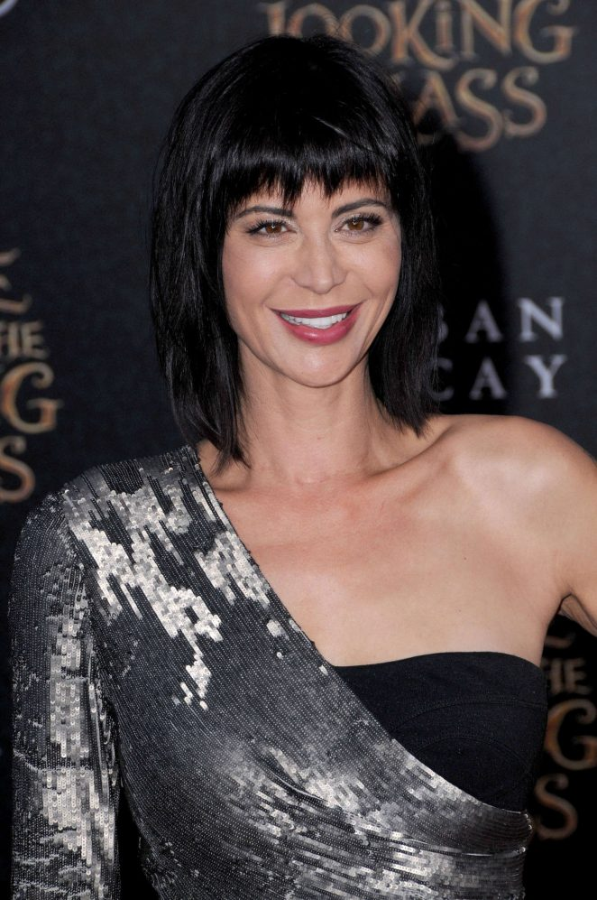 Catherine Bell - 'Alice Through The Looking Glass' Premiere in Hollywood