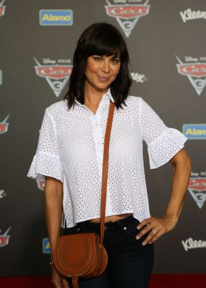 Catherine Bell - Disney and Pixar's 'Cars 3' Premiere in Anaheim