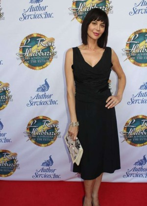 Catherine Bell - Future Awards Ceremony 2016 in Hollywood