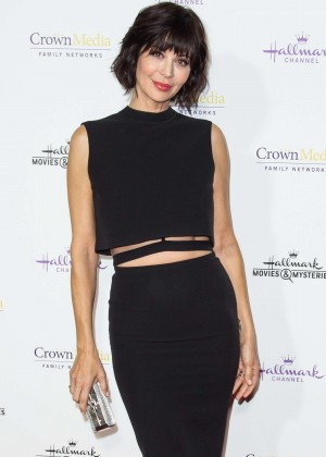Catherine Bell - Hallmark Channel TCA Press Tour in Pasadena