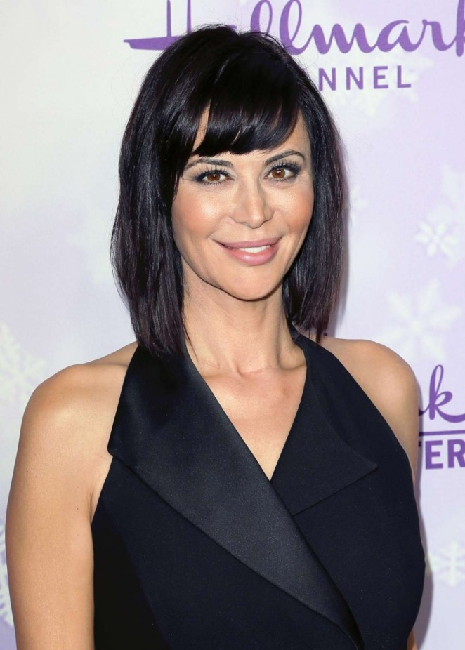Catherine Bell - Hallmark Channel #Winterfest Party at the 2016 Winter TCA Tour in California