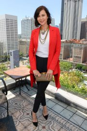 Catherine Bell - Hallmark TV Cannel Luncheon in Los Angeles