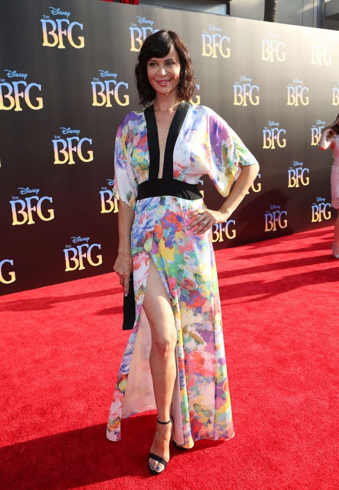 Catherine Bell - 'The BFG' Premiere in Hollywood