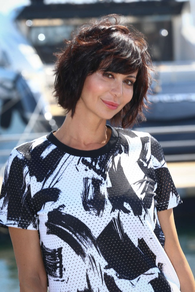 Catherine Bell - 'The Good Witch' Photocall at MIPTV 2015 in Cannes