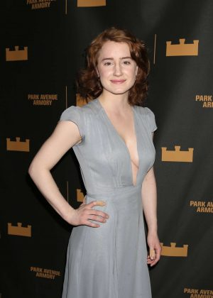 Catherine Combs - 'The Hairy Ape' Opening Night in New York
