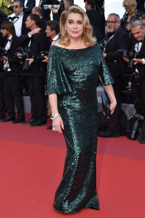 Catherine Deneuve - 2019 Cannes Film Festival Closing Ceremony
