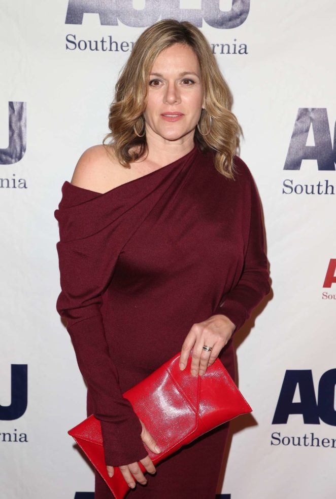 Catherine Dent - 2017 ACLU SoCal's Annual Bill of Rights Dinner in LA