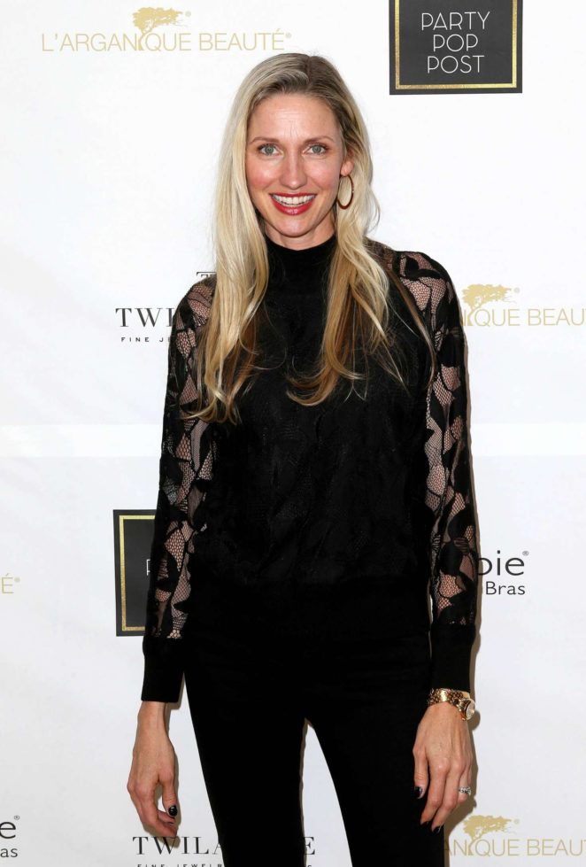 Catherine McCord - PartyPopPost at The Peninsula in Beverly Hills