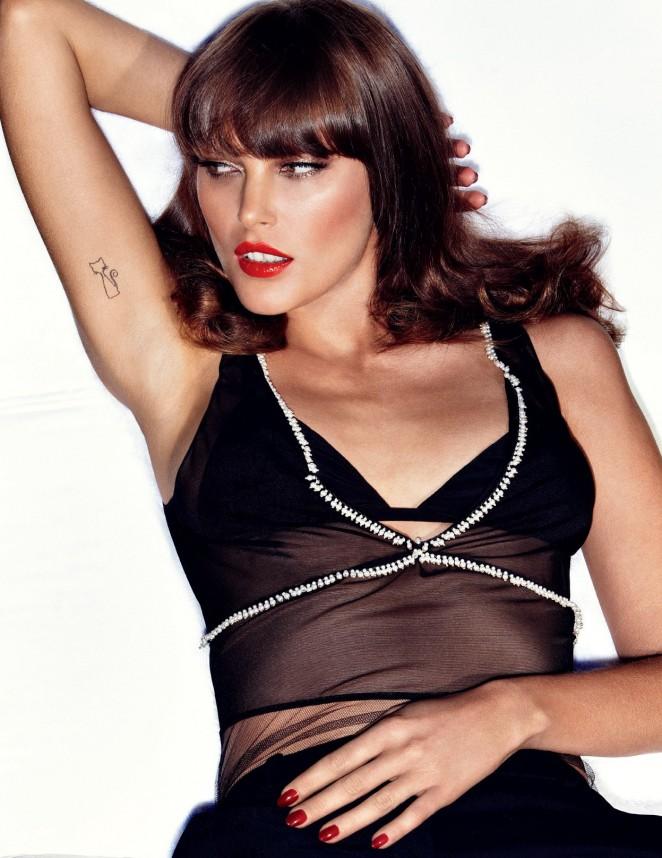 Catherine McNeil - Vogue Russia Magazine (June 2015)
