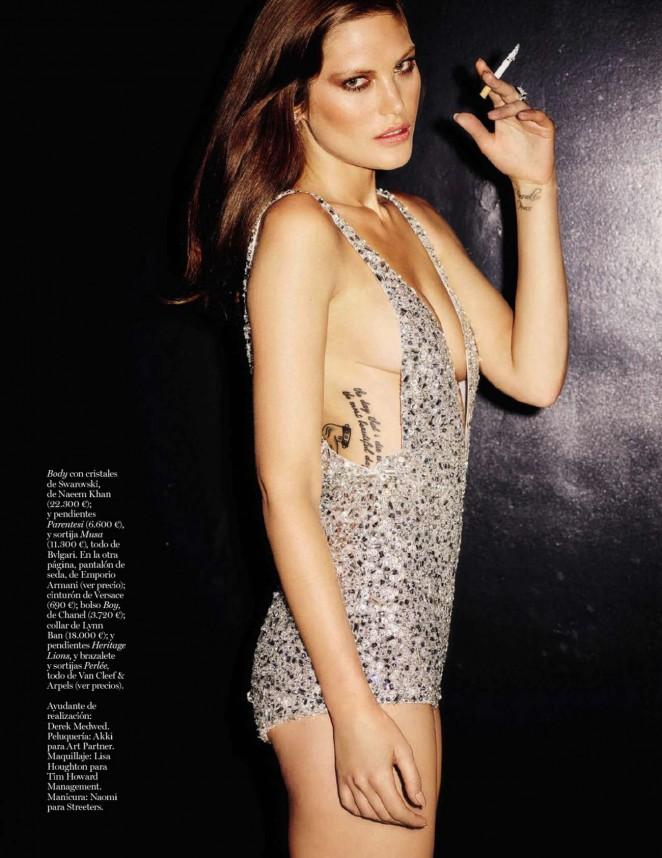 Catherine McNeil - Vogue Spain Magazine (November 2015)