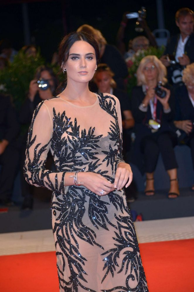 Catherine Poulain - 'Vox Lux' Premire - 2018 Venice Film Festival