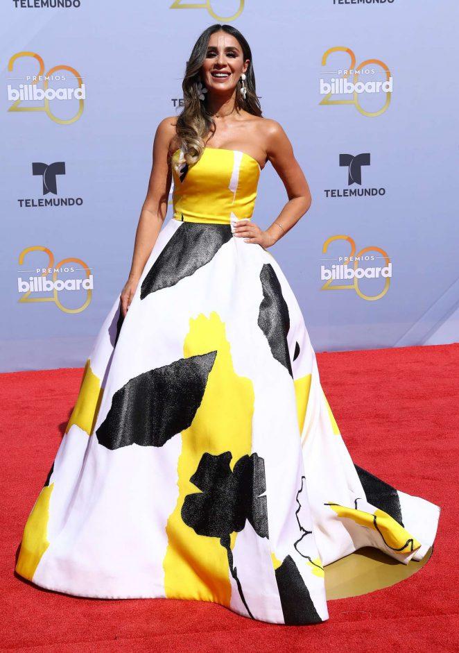 Catherine Siachoque - 2018 Billboard Latin Music Awards in Las Vegas