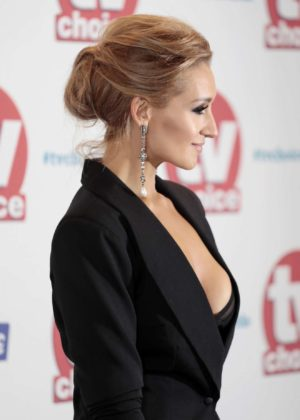 Catherine Tyldesley - 2017 TV Choice Awards in London