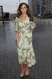 Catherine Tyldesley at The Lowry Theatre in Manchester